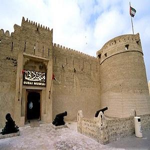 جاذبه های گردشگری دبی (موزه دبی)