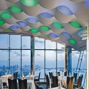 هتل برج العرب (رستوران المنتها)