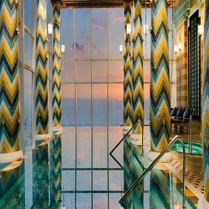 هتل برج العرب ( استخر داخل هتل