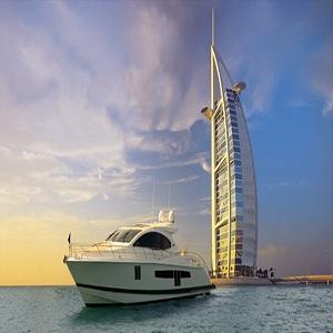 هتل برج العرب (قایق شخصی)