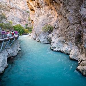 جاذبه های گردشگری آنتالیا(پارک دوزلرچالی)