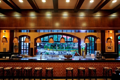 هتل اورنج کانتی آنتالیا (کافه ها)