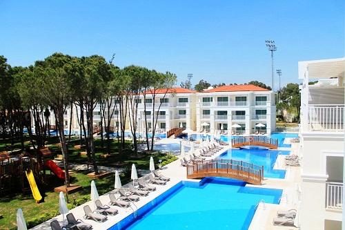 امکانات اقامتی هتل بلیس دلوکس بلک آنتالیا (سوئیت های شیک)