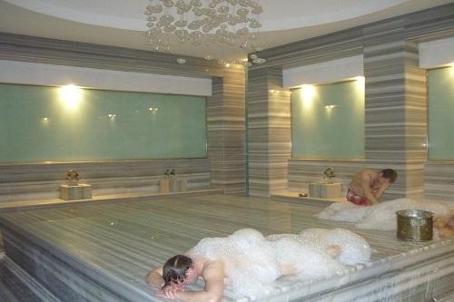 سالن ماساژ و سلامتی هتل کروانسرای لارا آنتالیا Kervansaray Lara