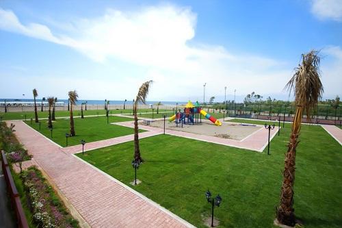 هتل رامادا ریزورت لارا (پارک ساحل اختصاصی)