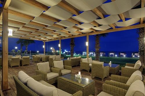 هتل بلیس دلوکس بلک آنتالیا (بار ساحلی)