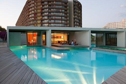 هتل کروانسرای لارا آنتالیا (ویلا های VIP)