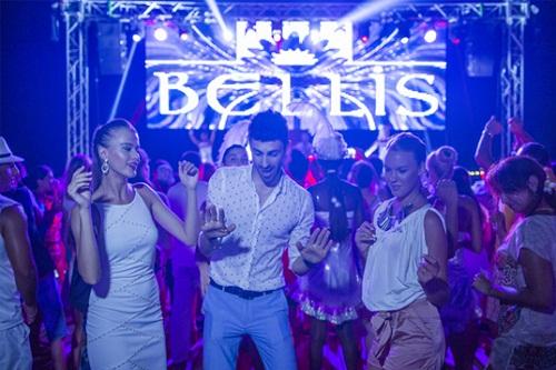 برنامه های شبانۀ هتل بلیس دلوکس بلک آنتالیا Bellis Deluxe