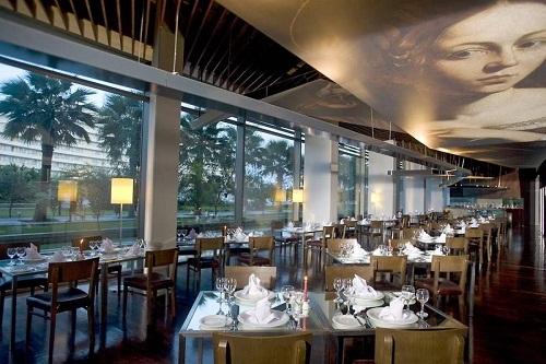 رستوران های هتل کروانسرای لارا آنتالیا (رستوران مدیترانه ای فلوریت)