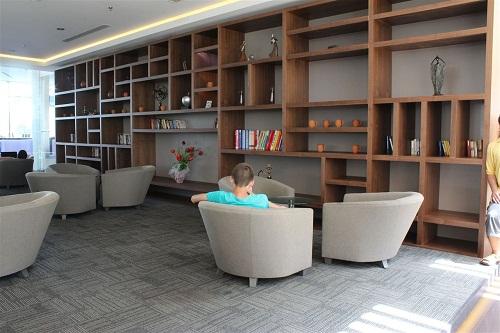 امکانات تفریحی هتل کروانسرای لارا آنتالیا (لابی سفیر)