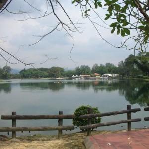 کمربند سبز کوالالامپور (دریاچه مصنوعی)