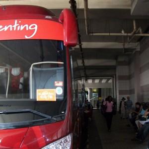 مرکز ک ال سنترال (اتوبوس های گنتینگ)