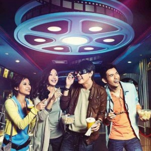 شهربازی سرپوشیده (سینما 4D)