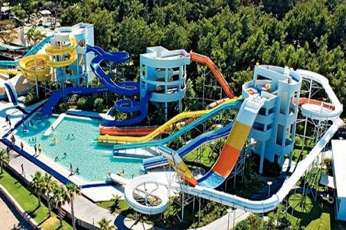 هتل ریکسوس سان گیت آنتالیا (پارک آبی)