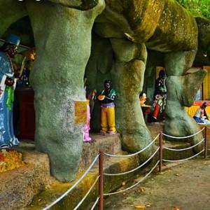 معبد غارِ چین سویی (ده اتاق جهنم)