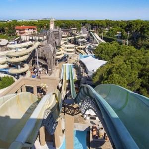 پارک آبی هتل ریکسوس پریمیوم (برج دیده بانی)