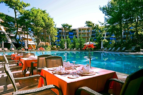 هتل ریکسوس سان گیت آنتالیا (رستوران ها)