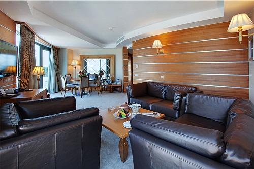 هتل ریکسوس سان گیت آنتالیا (سوئیت کینگ)