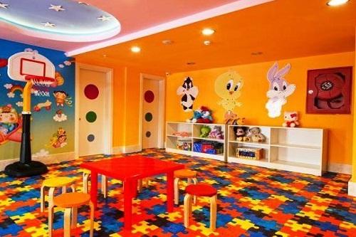 کلوپ کودکان هتل رامادا ریزورت لارا Ramada Resort lara