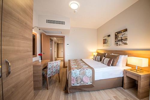 هتل رامادا ریزورت لارا (سوئیت های خانواده)
