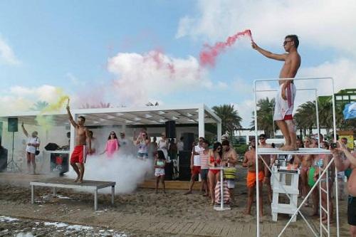 امکانات تفریحی در هتل آدم و حوا (برنامه های ساحلی)