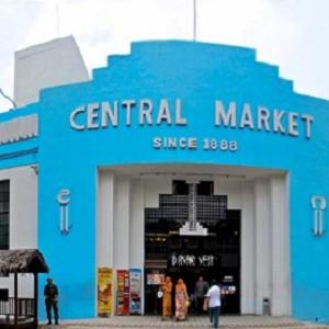 محله چینی ها در کوالالامپور (بازار مرکزی)