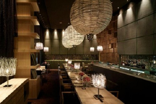 رستوران فرانسوی La Brasserie Restaurant هتل مردان پالاس آنتالیا