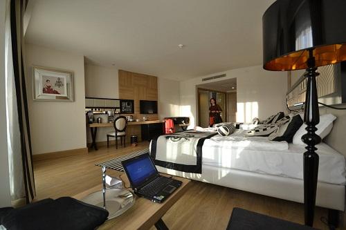 سوئیت های Junior Suite هتل دلفین امپریال