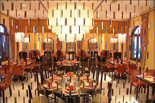 رستوران تایلندی Baan Thai Restaurant هتل مردان پالاس آنتالیا