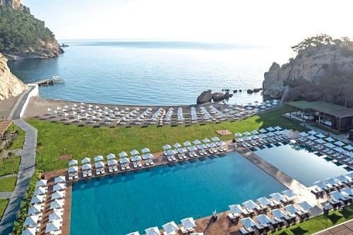 استخر های هتل مکس رویال کمر آنتالیا Maxx Royal Kemer