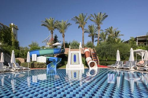 پارک آبی هتل دلفین امپریال لارا آنتالیا