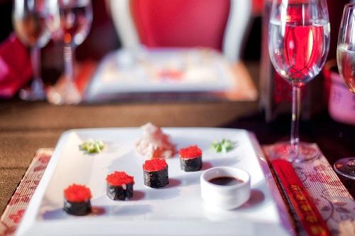 رستوران ژاپنی Sushi Restaurant در هتل وو کرملین