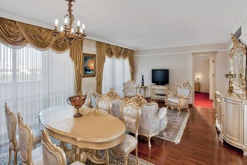 سوئیت های King Royal Suite هتل وو کرملین