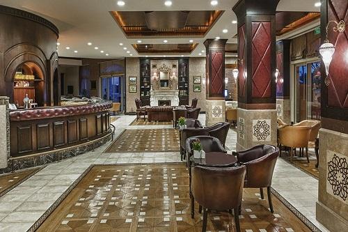 زمین گلف هتل مکس رویال بلک آنتالیا