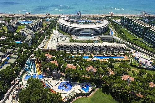 هتل مکس رویال بلک آنتالیا Maxx Royal Belek Golf Resort