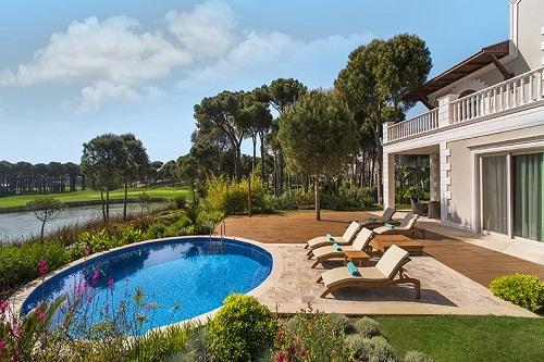 ویلا های Albatros Villa هتل مکس رویال بلک آنتالیا