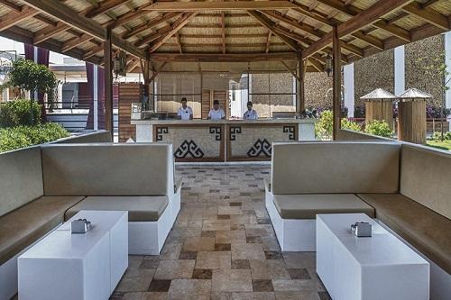 بار Shisha Bar هتل مکس رویال بلک آنتالیا