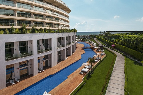 استخر Laguna Relax Pool هتل مکس رویال بلک آنتالیا
