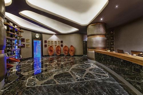 سالن ماساژ و سلامت هتل مکس رویال بلک آنتالیا Maxx Royal Belek