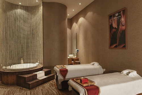 اتاق ماساژ هتل مکس رویال بلک آنتالیا