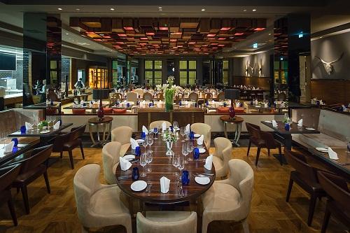 رستوران Beef Grill Club هتل تایتانیک دلوکس آنتالیا