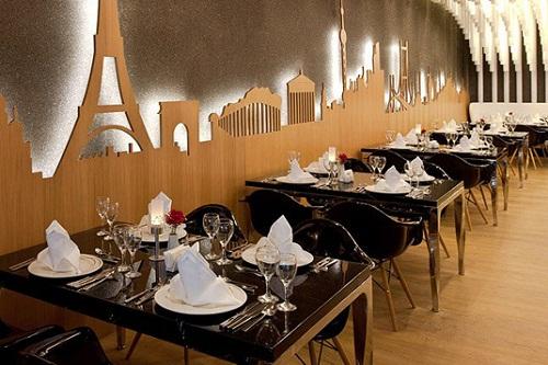 رستوران مکزیکی Tequila Restaurant هتل دلفین امپریال