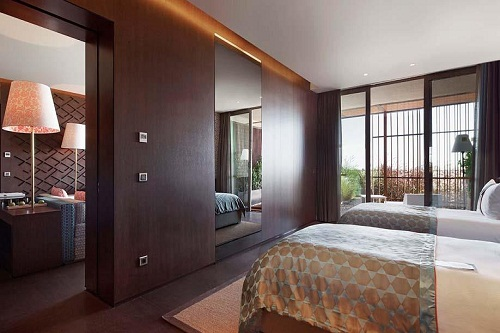 سوئیت های Royal Residence Family Suite هتل مکس رویال کمر آنتالیا