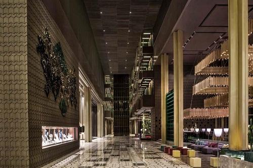 لابی هتل مکس رویال کمر آنتالیا Maxx Royal Kemer