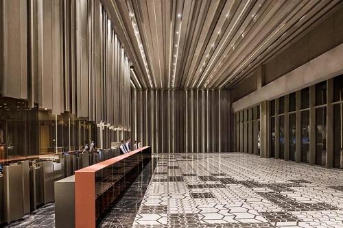 پذیرش هتل مکس رویال کمر آنتالیا Maxx Royal Kemer