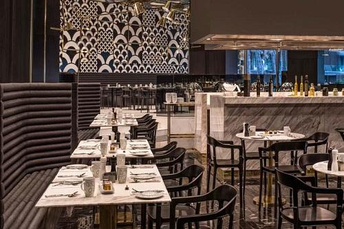 رستوران اصلی هتل مکس رویال کمر آنتالیا