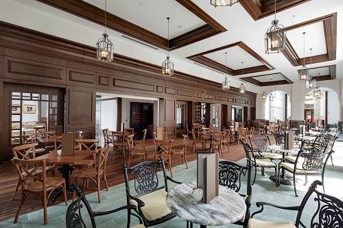 کافی شاپ هتل تایتانیک دلوکس آنتالیا Titanic Deluxe Belek