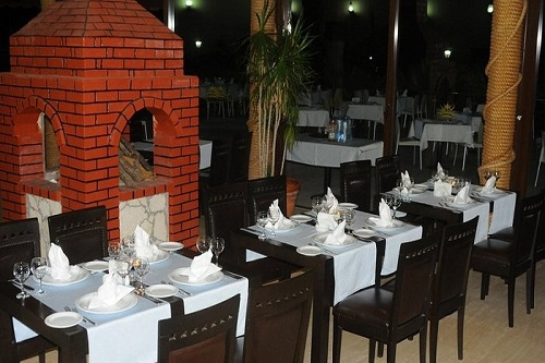 رستوران عثمانی هتل رویال پالم ریزورت کمر آنتالیا Royal Palm Resort