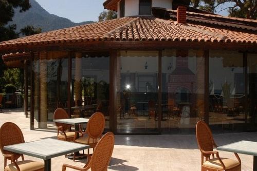 غذا های دوار (Food Circle) هتل رویال پالم ریزورت کمر آنتالیا Royal Palm Resort