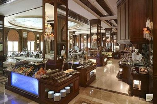 رستوران های هتل مردان پالاس آنتالیا Mardan Palace